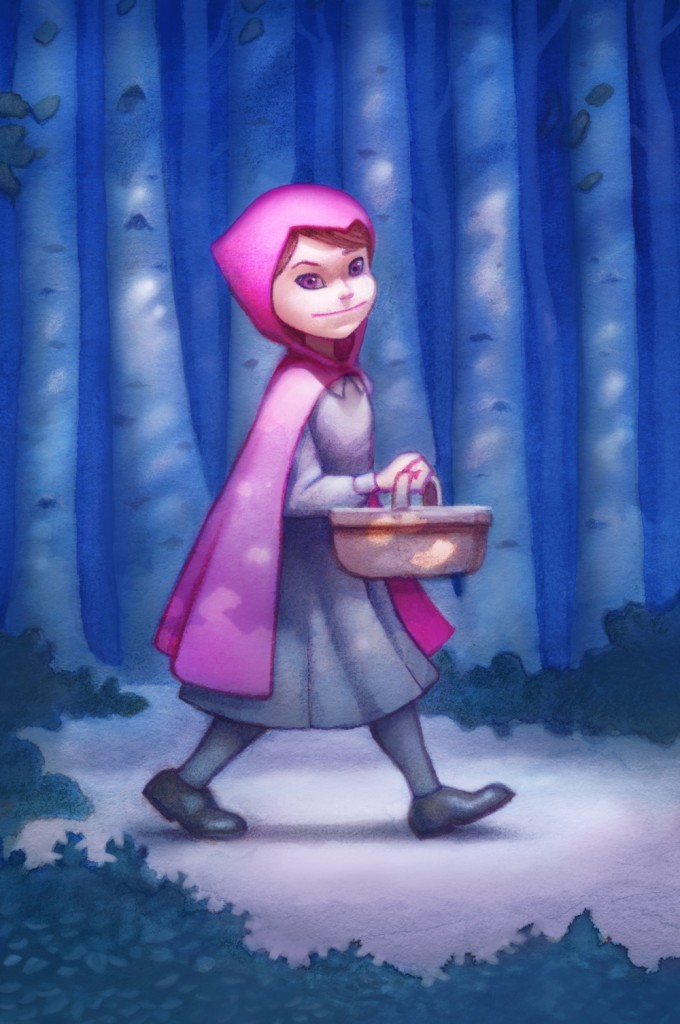 little-pink-riding-hood