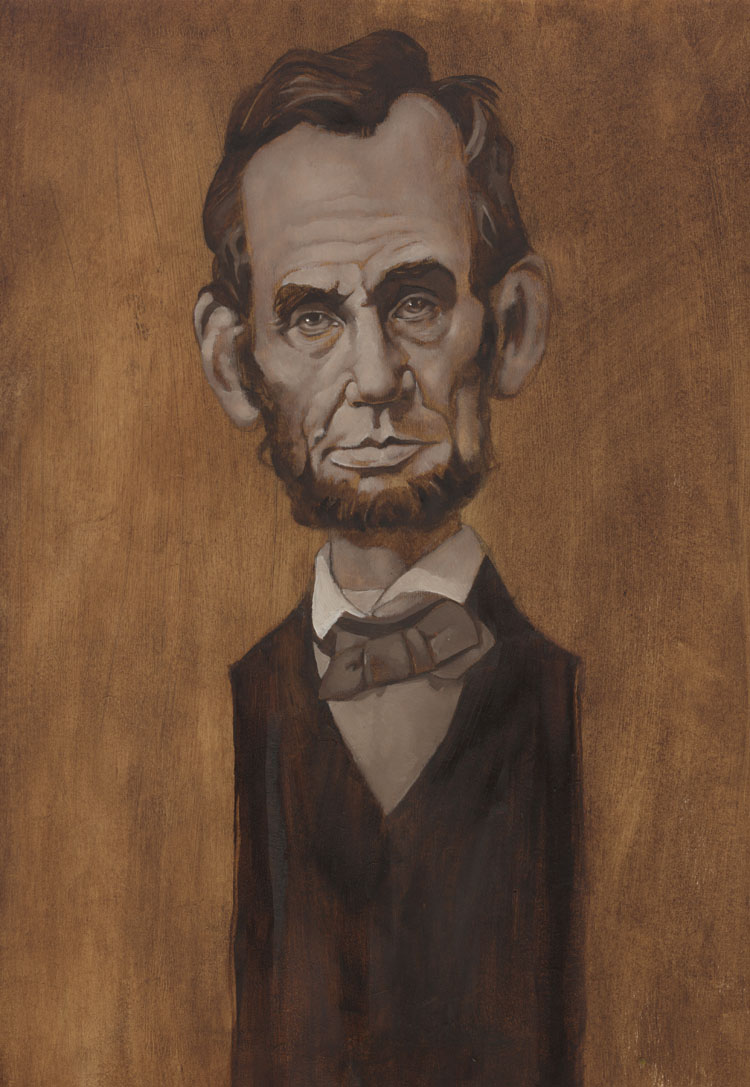 LINCOLN underpaint blog