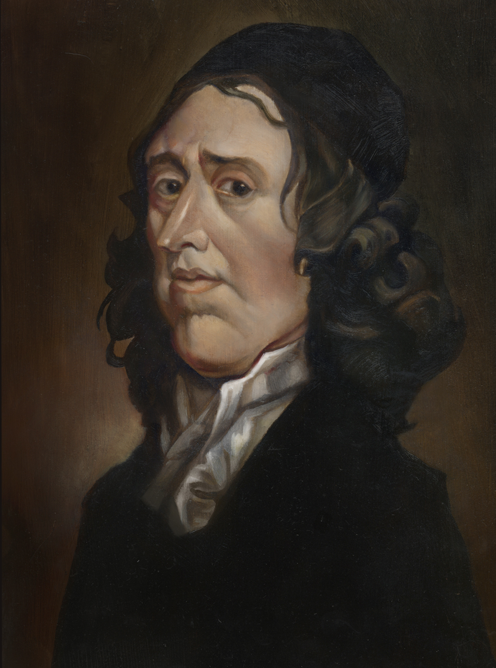 Puritan John Owen Illustration